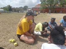 Alyssa Theodore, Golden Grove Primary
