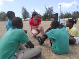 Christine McGuire, Five Islands Primary