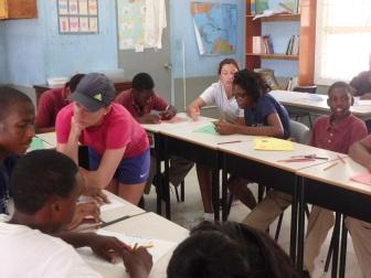 Marissa Lucas Teaching Assistant