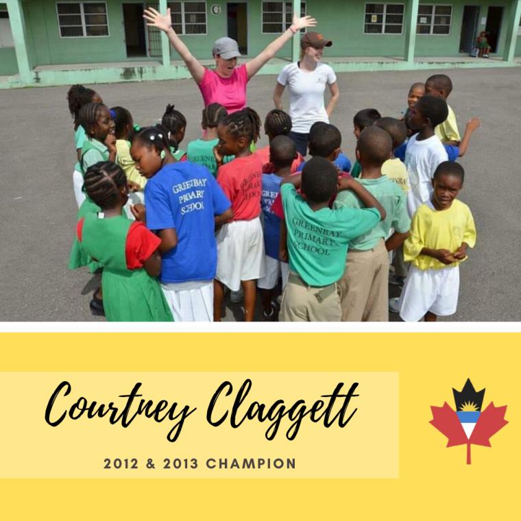 Courtney Claggett